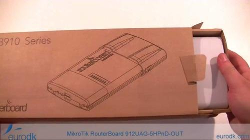 mikrotik  base box 5 (rb912uag-5hpnd-out)  wisp