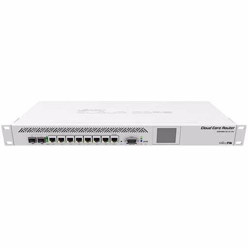 mikrotik cloud core router ccr1009-7g-1c-1s+ frete gratis