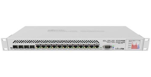 mikrotik cloud core router ccr1036-12g-4s-em
