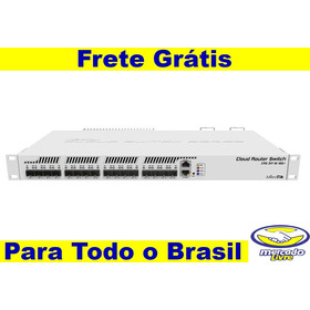 Mikrotik Cloud Router Switch Crs317-1g-16s+rm L6cd2247