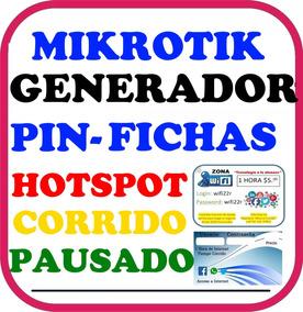 Mikrotik Hotspot Rb750 Tp Link - Conectividad y Redes en Mercado