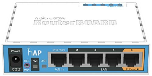 mikrotik routerboard rb951ui-2nd hap
