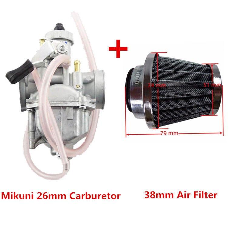 Mikuni Carburador Vm22 26mm 22mm Honda Thumpstar Dhz Pit