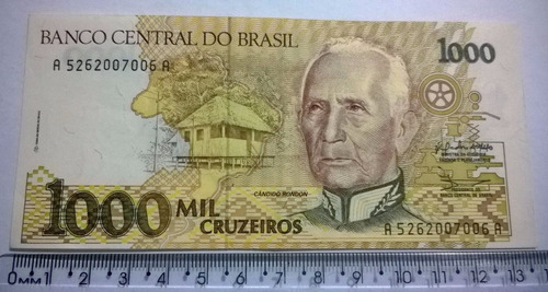 mil cruzeiros n°2127