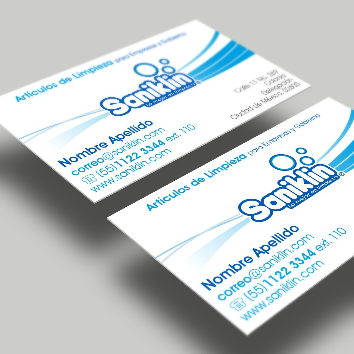 mil tarjetas de presentación con barniz uv color bn 345 00 en