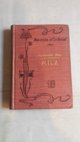mila, may armand - blanc, 270 pag