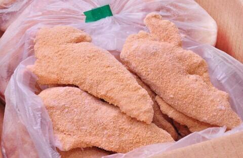 milanesas de pollo caseras