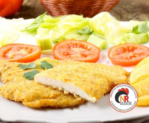 milanesas de pollo.  la mejor y  mas  económicas.!!!!!!!