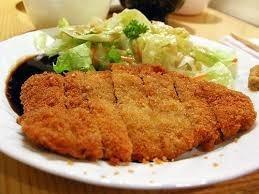 milanesas de pollo y carne