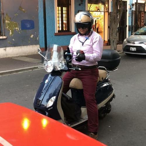 milano deluxe 125cc zhongseng