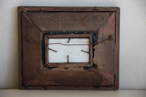 milchu - par de cuadros miniaturas oleo obra moncayo (67)