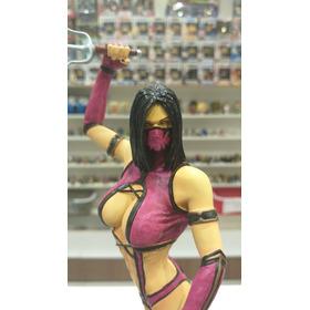 Mileena Mortal Kombat Edição Limitada Peça 200/ 500 M. Raro