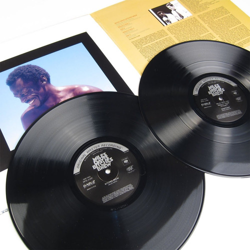 miles davis bitches brew vinilo doble 2 lp import nuevo
