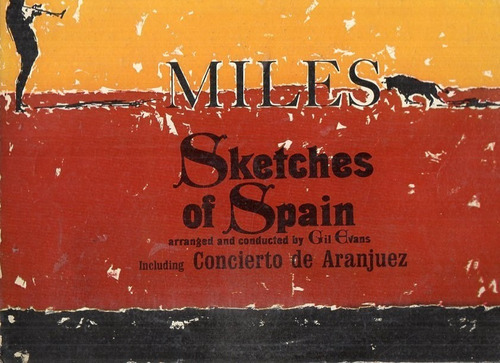 miles davis sketches of spain - lp vinilo 1ra edicion argent