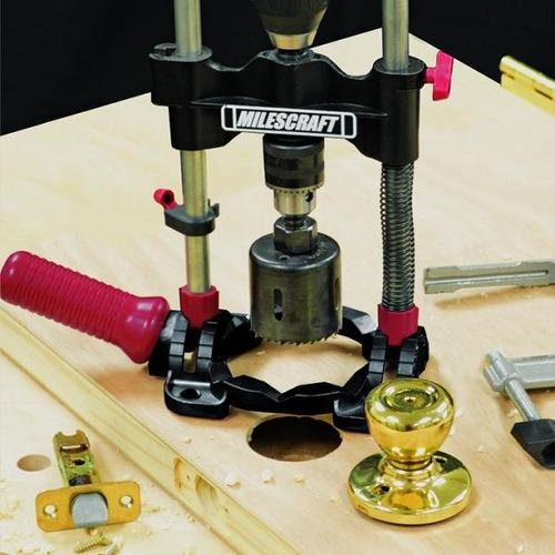 milescraft 1318 drillmate base para taladro carpintero