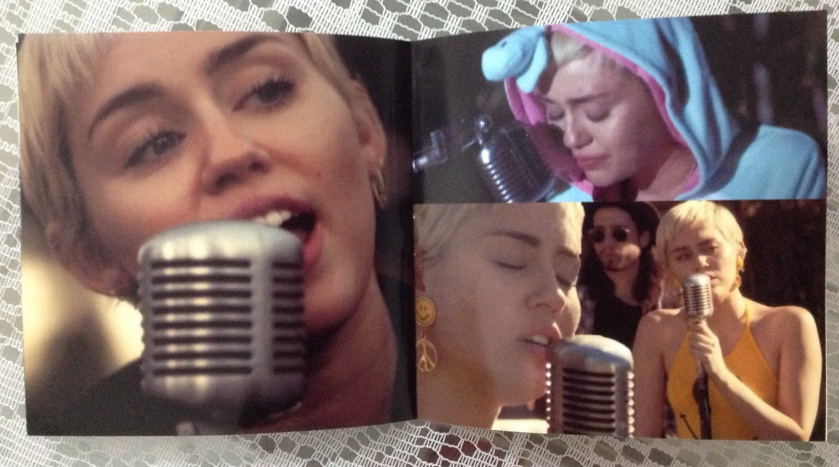 Miley Cyrus - The Backyard Sessions 2012 / 2015 - Cd + Dvd ...
