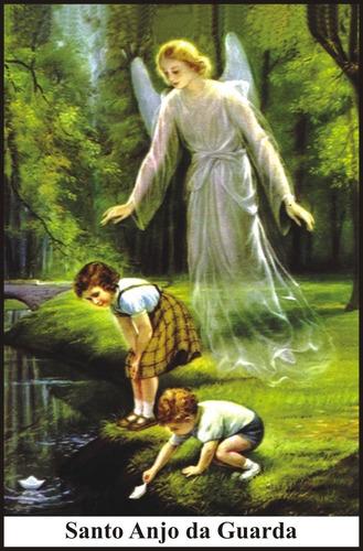 milheiro santinho anjo da guarda