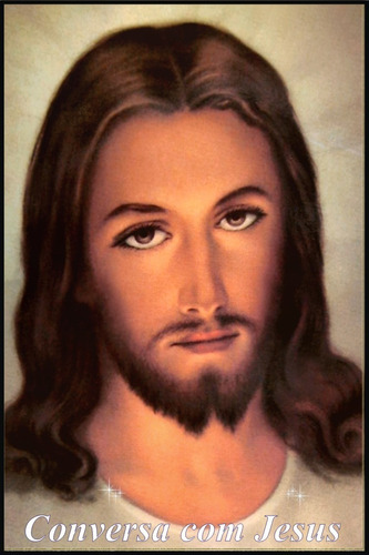 milheiro santinho conversa com jesus oração promessa 1000 un
