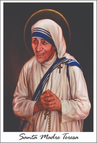 milheiro santinho madre teresa de calcutá
