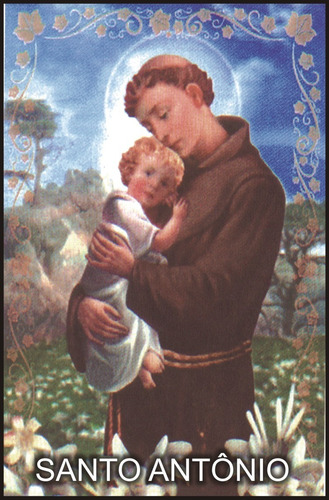 milheiro santo antônio  - oração promessa 1000 un