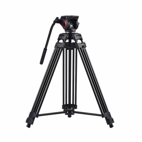 miliboo mtt601a heavy duty aluminum camera tripod 153 centim