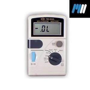 miliohmetro digital yf-508