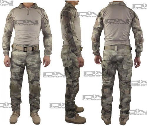 militar tactico uniforme cacería gotcha airsoft multicam