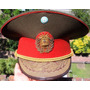 Gorra De General Ejercito Argentino Segunda Guerra Mundial