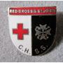Pins Ingles Esmaltado Cruz Roja St