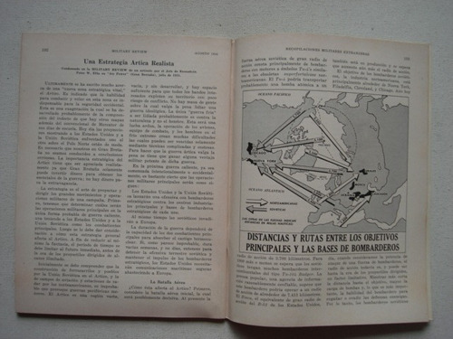 military review - edicion hisponoamericana - agosto 1956 eua