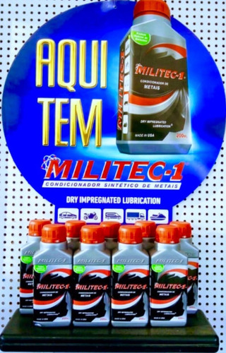 militec-1-100% original distribuidor autorizado -  200ml