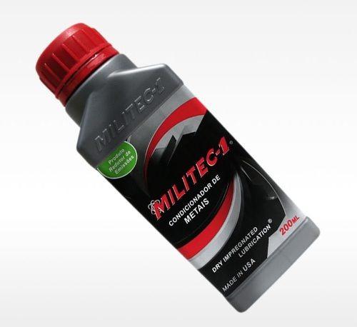 militec 1 - aditivo 100% original