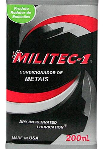 militec 1 condicionador de metais 200ml
