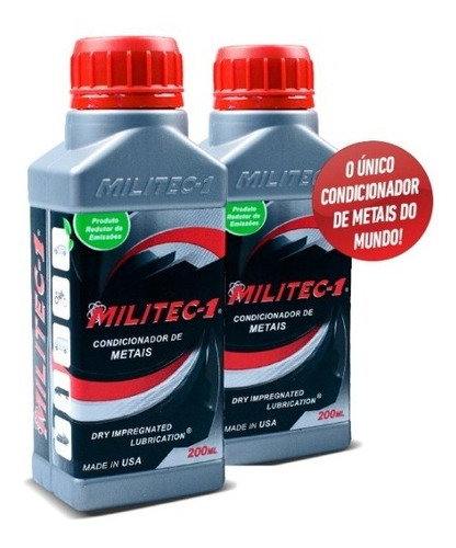 militec promoção óleo original 6 unidades frete grátis