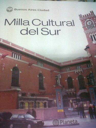 milla cultural del sur