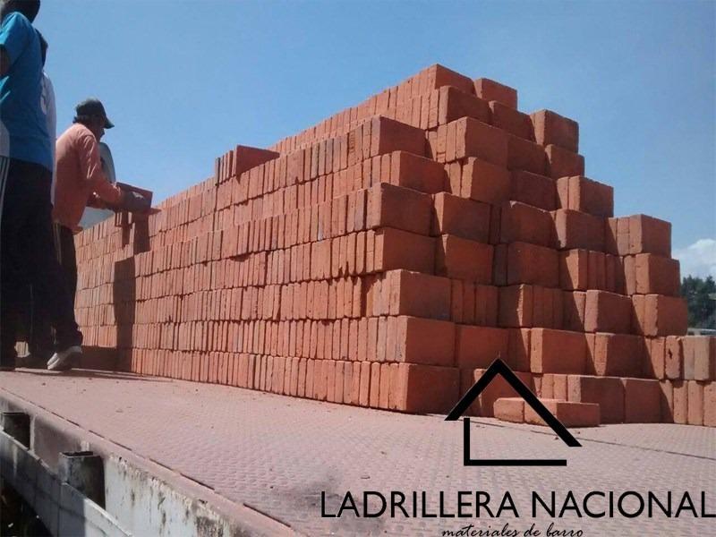 Millar ladrillo tabique rojo 6x12x24 precio de fabrica - Ladrillo caravista precios ...