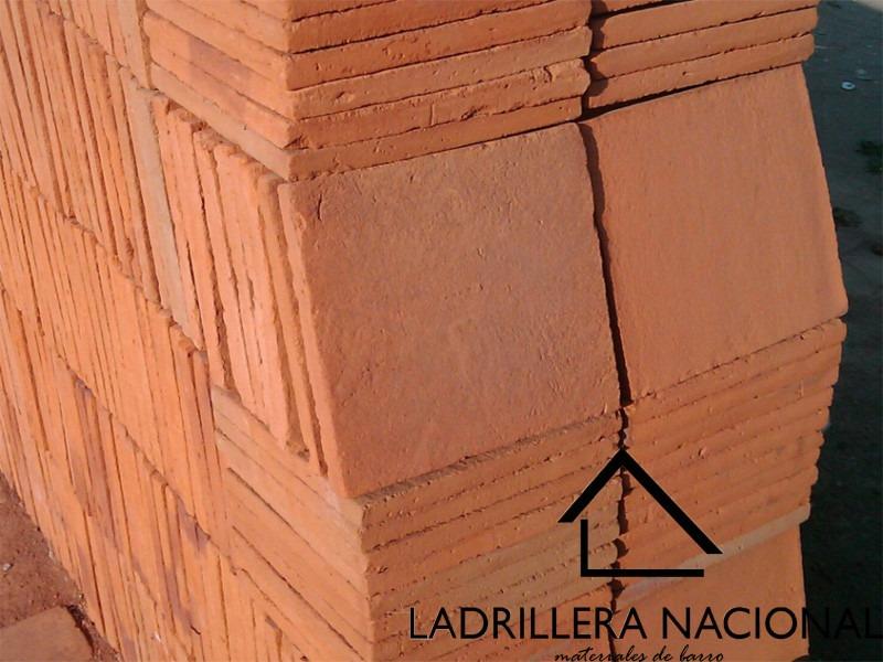Millar ladrillo tabique rojo tipo cuadrado - Tipos de ladrillos ...