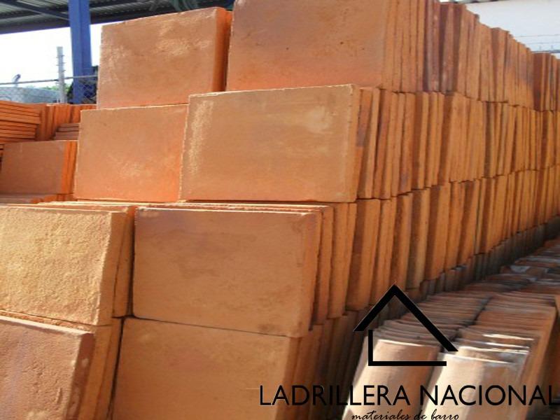 Millar ladrillo tabique rojo tipo cuarter n 40cmx40cmx2 - Ladrillo caravista precios ...