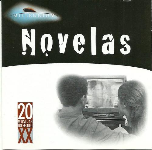 millenium novelas - maria bethânia ed motta caetano veloso