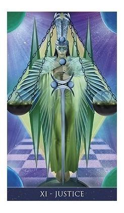 millenium thoth tarot, este tarot esta en ingles