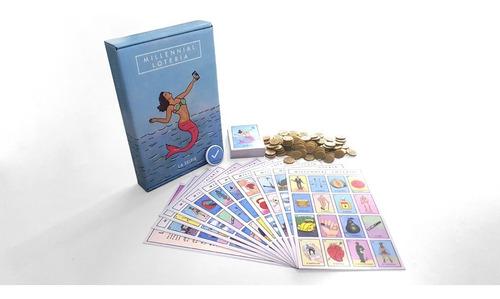 millennial lotería / loteria milenial original