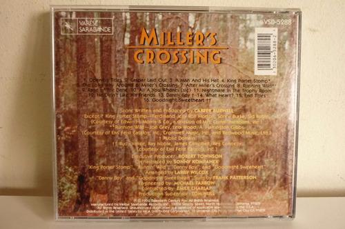 miller´s crossing varése sarabande musica clasica opera