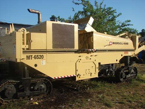milling machine ingersoll rand mt 6520 fresadora