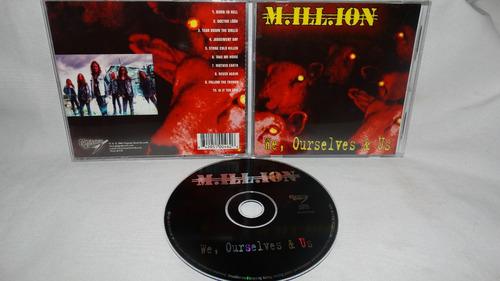 million - we,ourselves & us (hard rock sueco 80s)