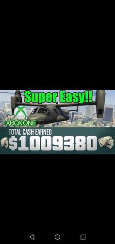 millones gta 5 (xbox one) sin riesgo de ban