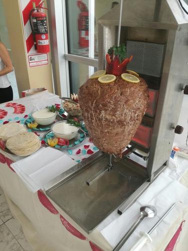 milo catering de shawarma y delivery  de perniles
