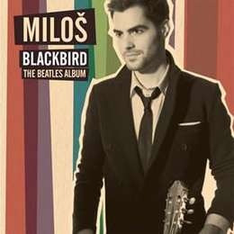 milos blackbird the beatles album cd nuevo