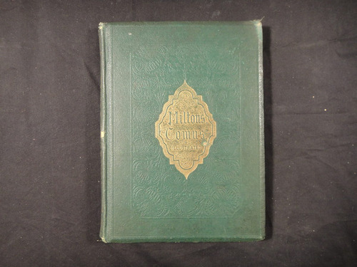 milton, j. comus. a mask. 1858.