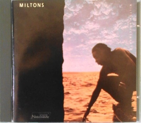 milton nascimento - miltons ( cd )