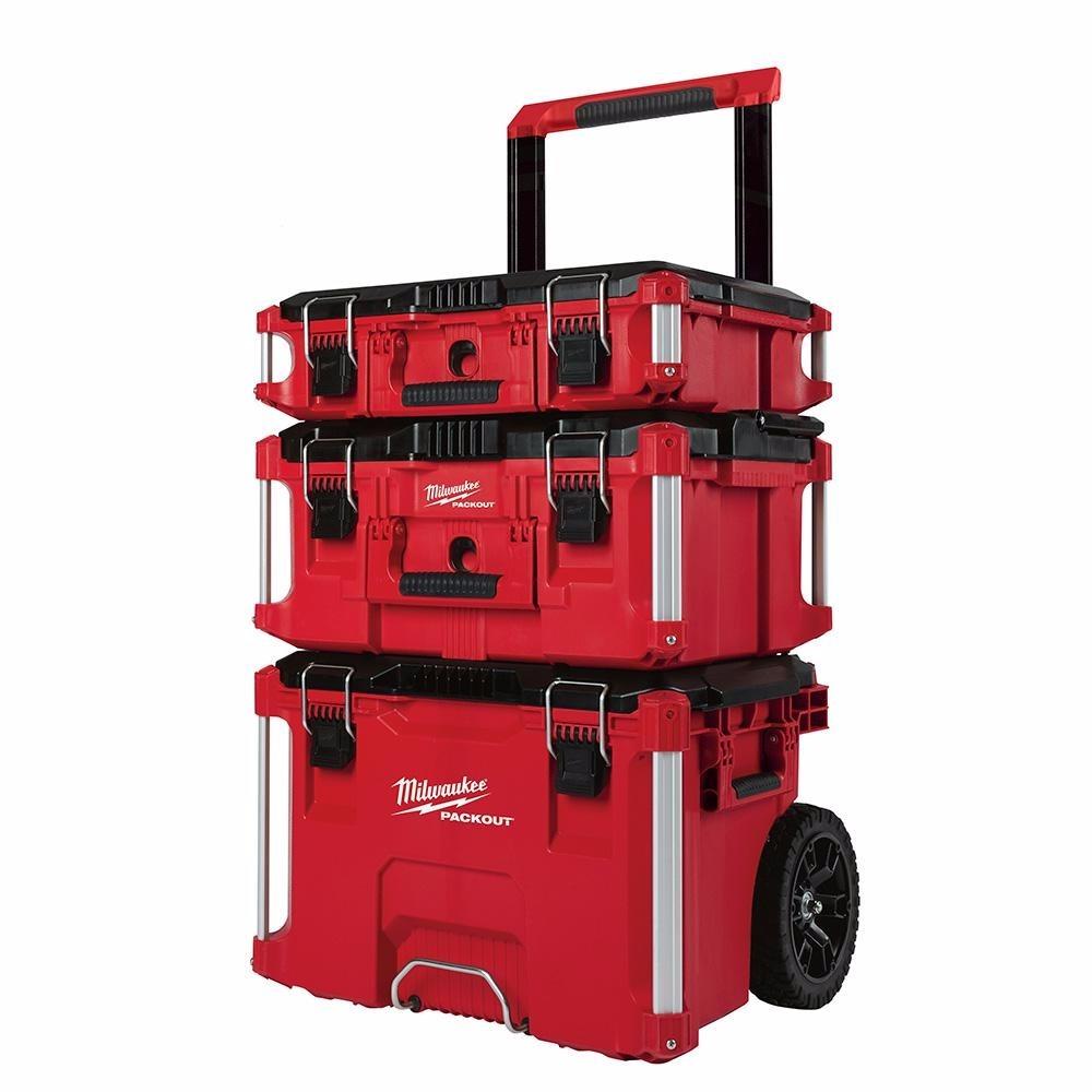Milwaukee Packout Sistema Modular De Almacenamiento 22 In